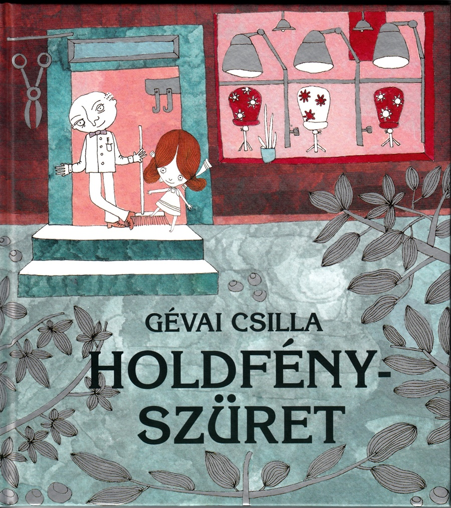 Gvai Csilla: Holdfnyszret